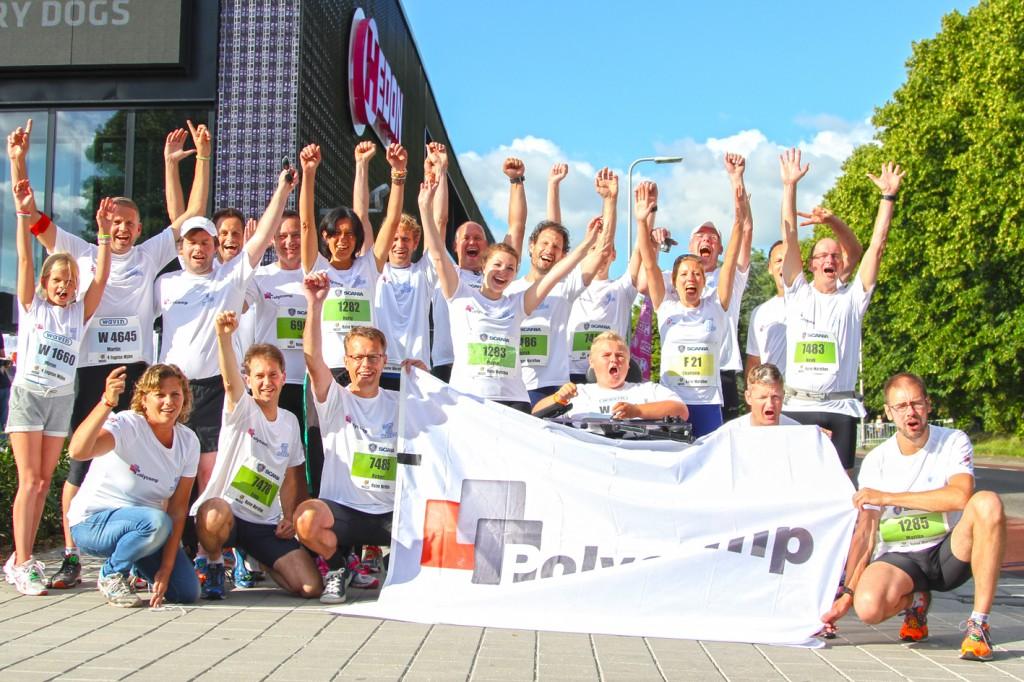 halve marathonlopers